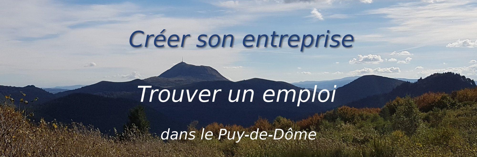 Accompagnement Pro 63 - Créer son entreprise - Trouver un emploi dans le Puy-de-Dôme